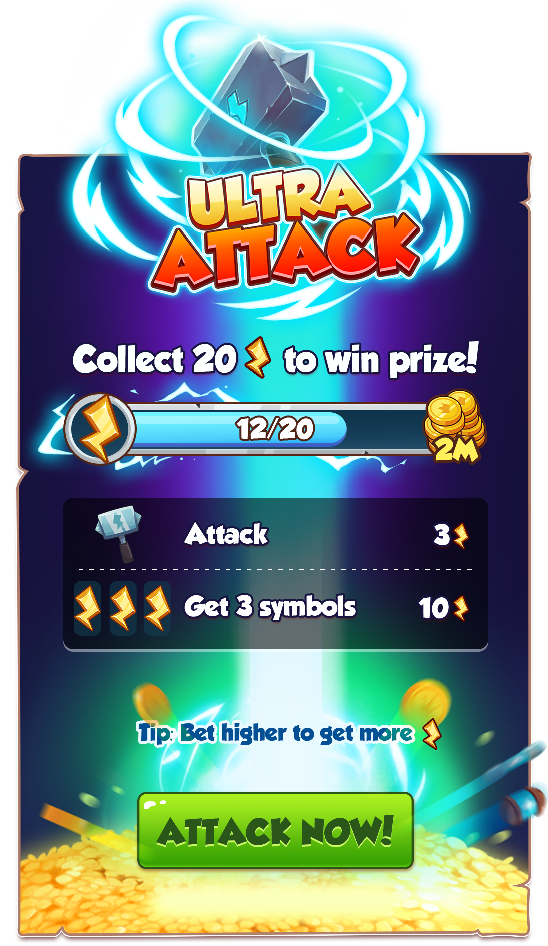 Spezial Events – Coin Master
